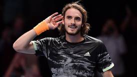 Stefanos Tsitsipas conquers his fears to take his game to the next level
