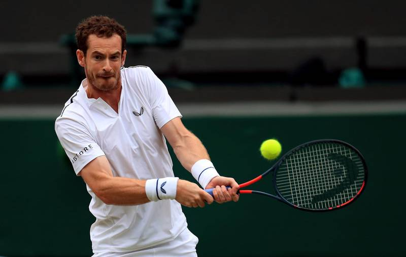 File photo dated 06-07-2019 of Andy Murray. PA Photo. Issue date: Thursday December 31, 2020. Andy Murray has pulled out of what was due to be his first tournament of the season in Florida next week, the PA news agency understands. See PA story TENNIS Murray. Photo credit should read Mike Egerton/PA Wire