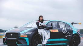 'I keep having to remind myself it's really happening': the Saudi female race driver in the fast lane to success