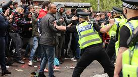 Ole Gunnar Solskjaer says Manchester United fans' protests must be 'peaceful'