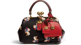 Coach unveils its new-season Kisslock handbag