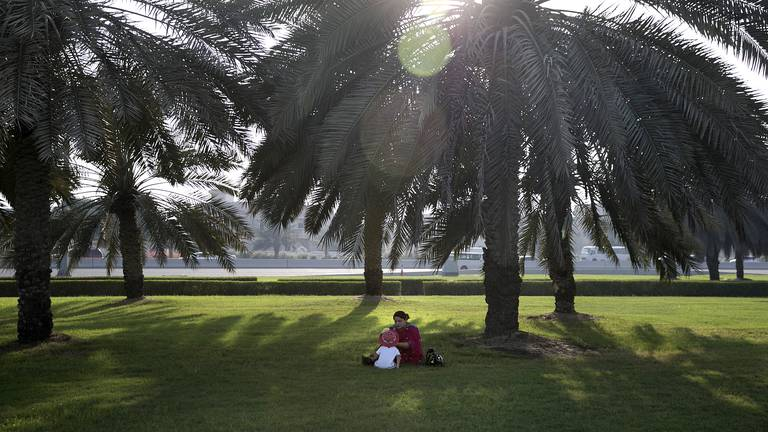 An image that illustrates this article The UAE is reopening at home and abroad