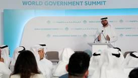 Dubai World Government Summit 2019 schedule for February 10
