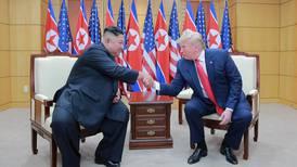 North Korea: Donald Trump 'hell bent' on hostility