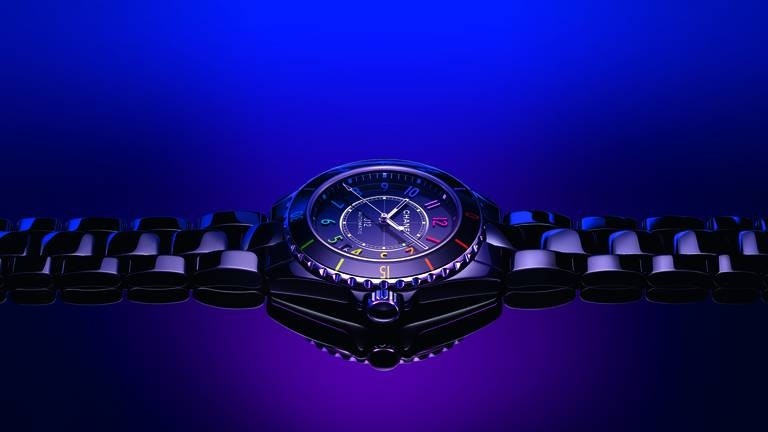 An image that illustrates this article 10 new men's watches that are designed to shine