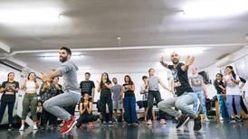 The new Joe Wicks? Bhangra-dancing brothers become lockdown exercise sensation