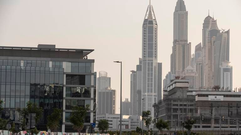 An image that illustrates this article Dubai house prices rise 4.4% in first eight months of 2021