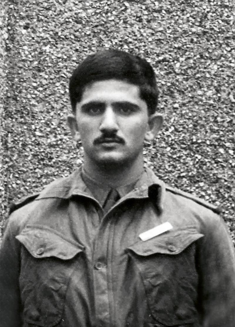 A young Sheikh Mohammed bin Rashid Al Maktoum. Wam