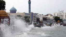 Tropical Cyclone Shaheen 'rare event' say meteorologists