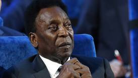 Brazil great Pele upbeat after surgery to remove colon tumour
