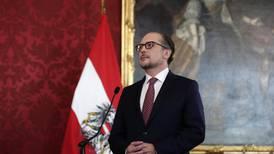 Austria's Alexander Schallenberg takes power as Kurz lurks in shadows
