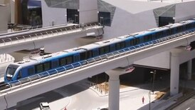 How to get to Expo 2020 Dubai by metro