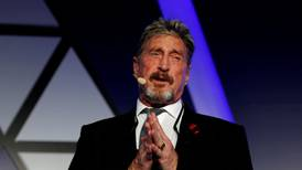 Tests show John McAfee took his own life in Spanish prison cell, reports say