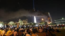 Timeline: New Year's Eve Dubai fire as it happened and investigation