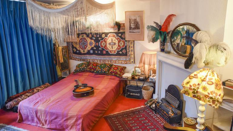 An image that illustrates this article From Hendrix to Hitchcock: exploring London's shrines to its famous former residents