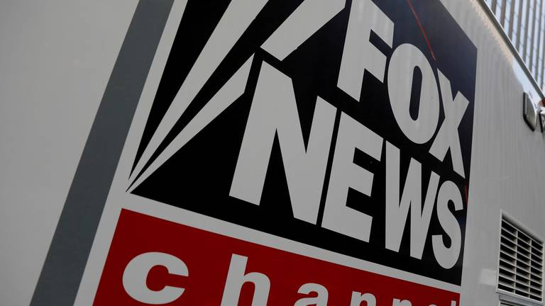 An image that illustrates this article Dominion Voting sues Fox News for $1.6bn over 2020 US election claims