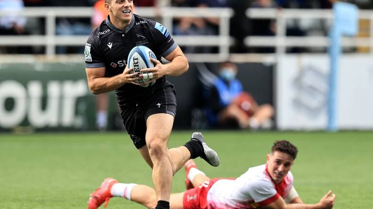 An image that illustrates this article Adam Radwan 'proud' of Egyptian roots as he continues to take English rugby by storm