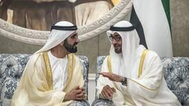 UAE leaders mark 50-day countdown to Golden Jubilee celebrations