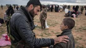 The orphans of ISIS: Innocent children forsaken in 'hellish' Syrian camps