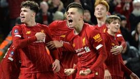 Jurgen Klopp 'delighted' as Liverpool's youngest ever team reaches FA Cup fifth round
