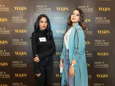 Miss Universe UAE auditions - in pictures