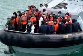 Number of migrants crossing English Channel nearly doubles 2020 figure