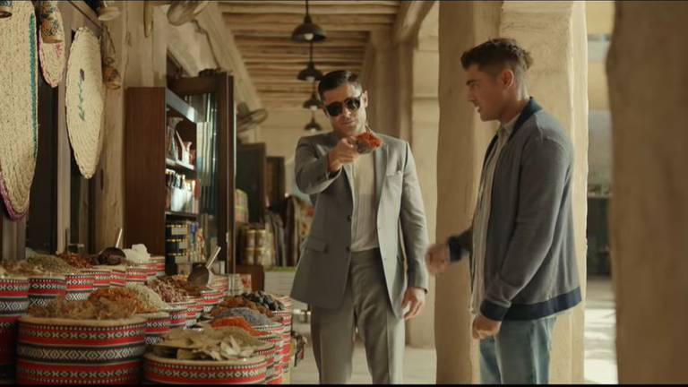 An image that illustrates this article 'Dubai: A Brand New You': Zac Efron stars in third video for tourism campaign