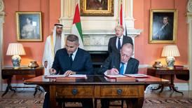 UAE-backed Strategic Investment Partnership to invest £10bn in UK
