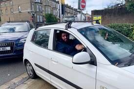 UK fuel crisis: frustration on the forecourts as shortage escalates