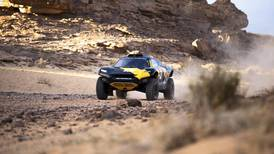Disintegrate after use: Polymateria offers cupful of green hospitality at Saudi Extreme E race