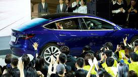 Elon Musk's Tesla hits record year for deliveries with performance in Q3