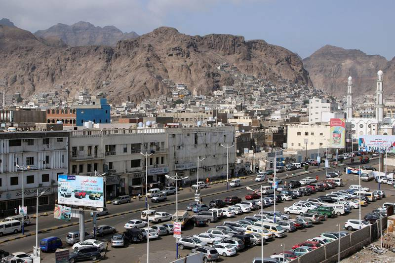 A general view of the southern port city of Aden, Yemen January 22, 2018. REUTERS/Fawaz Salman