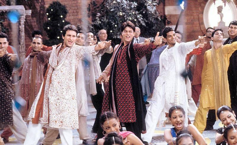 Saif Ali Khan and Shah Rukh Khan in Kal ho naa ho (2003) IMDb