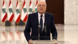 'Slow progress' in Cabinet formation talks, Lebanon PM-designate admits