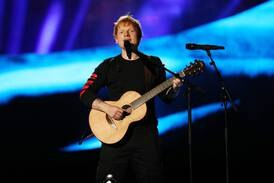 Ed Sheeran tests positive for Covid-19 a week before album release
