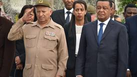 US sanctions Cuba's defence minister over support for Venezuela's Maduro