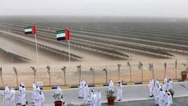 Coronavirus: clearer skies to boost UAE's solar power plans