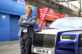 Charlie Mullins is a 'cheeky' millionaire plumber and the ultimate disruptor
