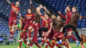 Pedro thunderbolt earns Roma derby win to end Lazio top-four hopes - in pictures