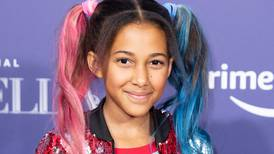 Who is Nandi Bushell? The drummer aged 11 who has rock stars for fans