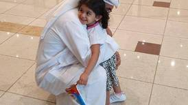 Coronavirus: Emirati toddler reunited with parents after 50 days due to travel restrictions
