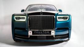 Phantom Iridescent Opulence: A Rolls-Royce featuring 3,000 feathers is revealed in the UAE