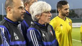 UAE FA set to meet to discuss manager Ivan Jovanovic's future