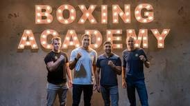 Amir Khan launches boxing academy in the UAE with GymNation