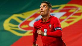 Portugal's Cristiano Ronaldo scores international goal 104 to edge closer to Ali Daei record - in pictures