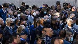 President Biden honours 9/11 anniversary by stopping at all three attack sites