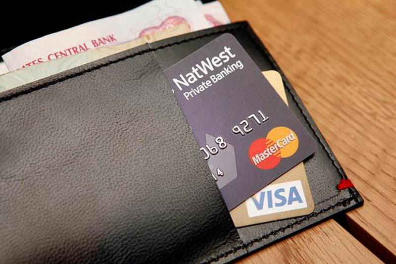 DUBAI, UNITED ARAB EMIRATES,  August 05, 2012. STOCK IMAGES of VISA and Mastercard credit cards shot at MAKE Business hub located in JBR. (ANTONIE ROBERTSON / The National)