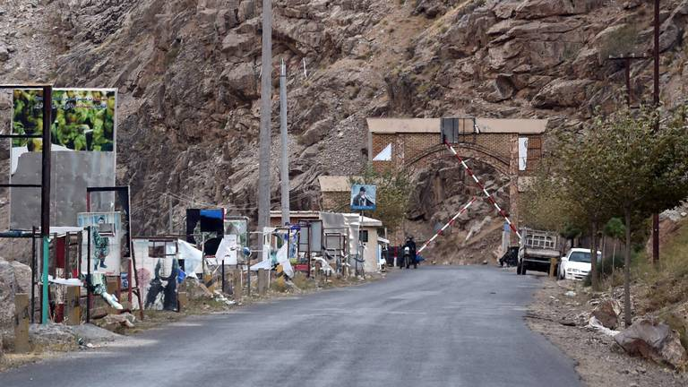 An image that illustrates this article Inside Panjshir: civilians caught in the crossfire of last stand against the Taliban