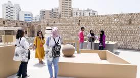 Art tour puts Sharjah in the spotlight
