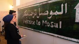 Mosul Museum reopens with contemporary art display following ISIS destruction